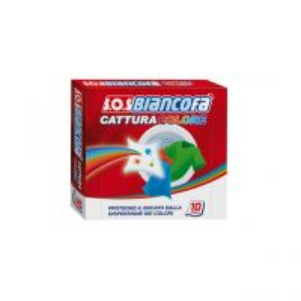 Biancofa Lavete absorbante culoare 10buc/set