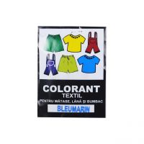Colorant textil Gallus, bleumarin 10 gr