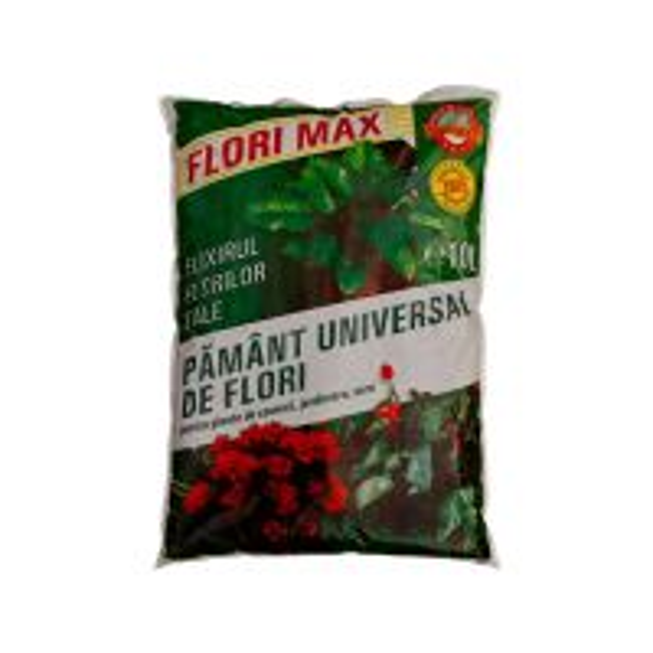 Florimax Pamant flori 10l
