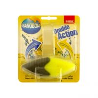 Sano Bon Double Action Odorizant toaleta lemon 55 g