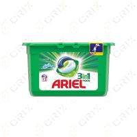 Ariel pods 3 in 1 Mountain Spring Detergent automat rufe 12 buc