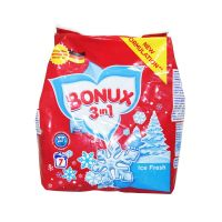 Bonux 3 in 1 Ice Fresh Detergent manual de rufe 400 g